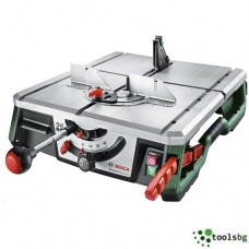 GREEN BOSCH ADVANCED TABLE CUT 55 - СТАЦИОНАРЕН ЦИРКУЛЯР С ГОРЕН ПЛОТ