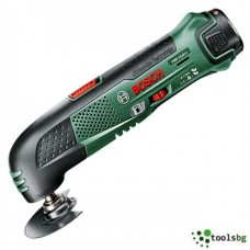 GREEN BOSCH PMF 10.8 LI BASIC - АКУМУЛАТОРЕН МУЛТИШЛАЙФ