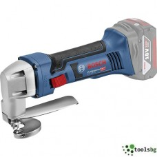 BOSCH GSC 18V-16 SOLO - АКУМУЛАТОРНА НОЖИЦА ЗА ЛАМАРИНА