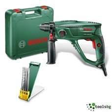 GREEN BOSCH PBH 2100 RE SET PLUS - ПЕРФОРАТОР