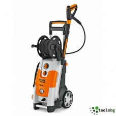STIHL RE 163 PLUS - ПРОФЕСИОНАЛНА ЕЛЕКТРИЧЕСКА ЗДРАВА ВОДОСТРУЙКА С МАКАРА ЗА МАРКУЧ
