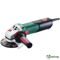 METABO WEV 10 - 125 QUICK - ЪГЛОШЛАЙФ